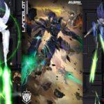 IRON SAGA Lancelot・GL (Retrofit/Kai) Builds & Comparison ランスロットGlory 蘭斯洛特·榮光 機動戰隊 アイアンサーガ Updated