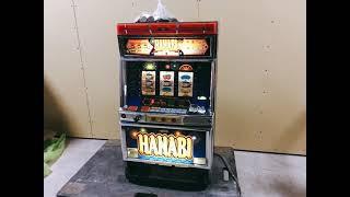 かすみがうら市にてスロット 台(ハナビ)を出張買取いたしました。パチスロの出張買取ポイントをお伝えいたします。出張リサイクルショップ24時 茨城・いわき