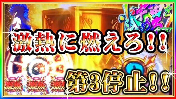 激熱に燃えろ!!マイナス収支への叛逆⁉【聖闘士星矢海皇覚醒】【スロット】