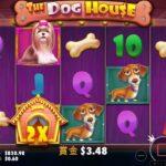 【DOG HOUSE】オンカジのスロットで爆発!高配当切り抜き【ラキニキ】♯1
