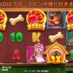 【DOG HOUSE】オンカジのスロットで爆発!高配当切り抜き【ラキニキ】♯2