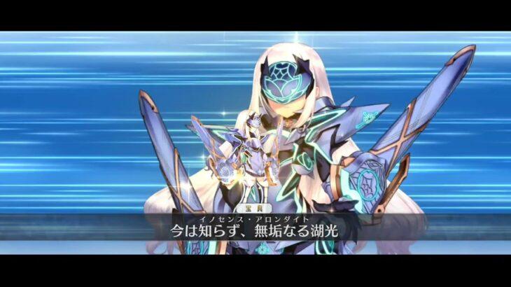 【FGO】妖精騎士ランスロット 宝具 音割れ注意