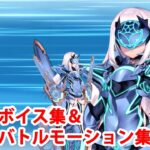 【FGO】妖精騎士ランスロット 宝具(ボイス3種)&バトルボイス集&バトルモーション集【Fate/Grand Order】