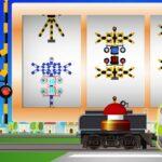 踏切 アニメ | スロットふみきり♫ | 3つの絵柄をそろえろ!Slot machine | Various railroad crossing and train
