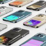 【Spigen】 iPhone13 シリーズ カードケース 「クリスタル・スロット」