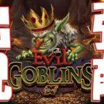 🎰オンラインcasino / オンラインカジノ🎰✨ベラジョンカジノでも遊べる人気スロット新台機種『 Evil Goblins xBomb(エビル・ゴブリンズ・クロスボム)』にボコられました…