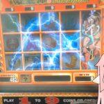 【メダルゲーム】風神雷神が出てきたら美味しいスロット1000枚チャレンジ!!【風雷神】